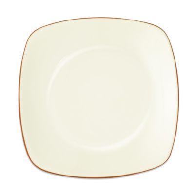 Noritake® Colorwave Square Platter in Terra Cotta