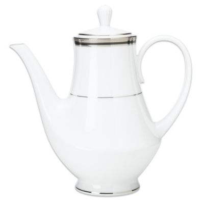 Noritake® Austin Platinum Coffee Server