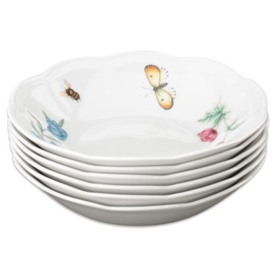 Lenox® Butterfly Meadow Fruit Bowls (Buy 4 Get 6)