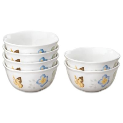 Lenox® Butterfly Meadow 6-Inch Dessert Bowls (buy 4, Get 6)