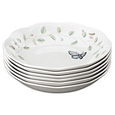Lenox® Butterfly Meadow Pasta Bowls (Set of 6)