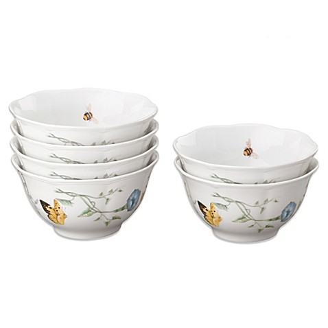 Lenox® Butterfly Meadow Rice  Bowls (Buy 4, Get 6)