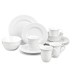 Lenox® Opal Innocence™ Carved 16-Piece Dinnerware Set