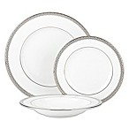Lenox® Lace Couture 3-Piece Dinneware Place Setting