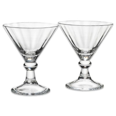 Reed & Barton Austin Cocktail Glasses (Set of 2)