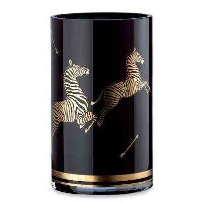 Scalamandre by Lenox® Zebras 10-Inch Vase