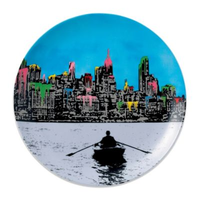 Royal Doulton® Nick Walker Ed New York 10.75-Inch Plate