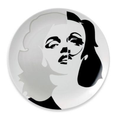 Royal Doulton® Pure Evil Marilyn Marlene Dali 10.75-Inch Plate