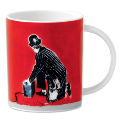Royal Doulton® Nick Walker Street Art Rat Attack Mug