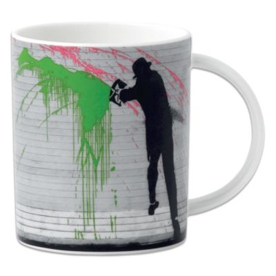 Royal Doulton® Nick Walker Street Art Chuckers Mug