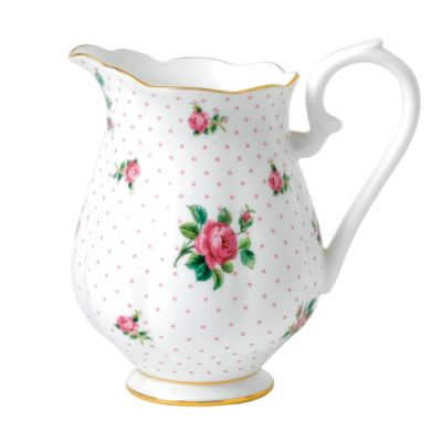 Royal Albert Roses Pitcher in Pink