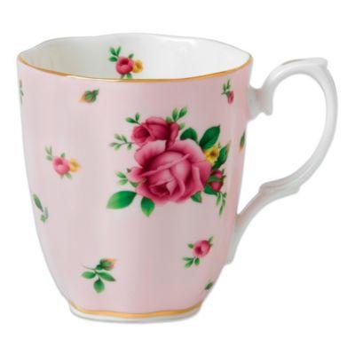 Rose Mug Formal Dinnerware