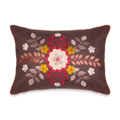 KAS® Josephine Freya Oblong Toss Pillow