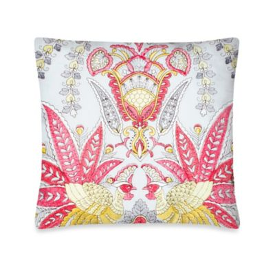 KAS® Josephine Sarani Square Toss Pillow