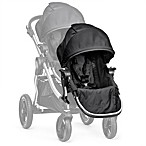 Baby Jogger® City Select® Silver Frame Second Seat Kit in Onyx