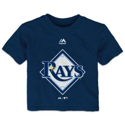 MLB Size 18M Tampa Bay Rays Tee