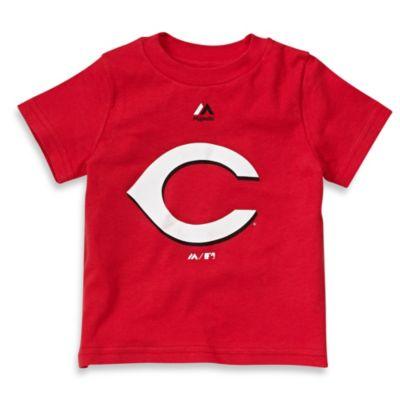 MLB Size 18M Cincinnati Reds Tee