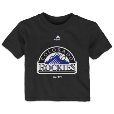 MLB Size 12M Colorado Rockies Tee