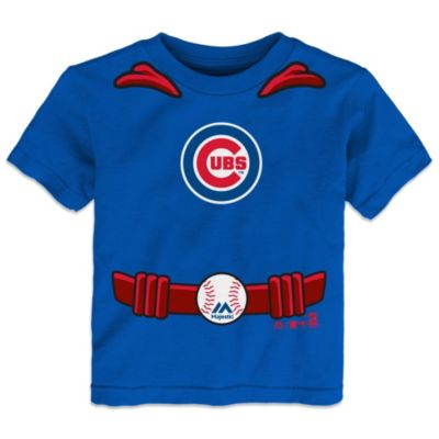 MLB Chicago Cubs Tee with Cape