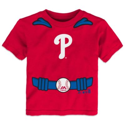 MLB Philadelphia Phillies Tee with Cape