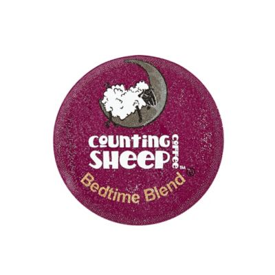 18-Count Counting Sheep Coffee™ Bedtime Blend for Single Serve Coffee Makers