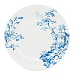 Scalamandre by Lenox® Toile Tale Sky Blue 11.5-Inch Dinner Plate