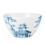 Scalamandre by Lenox® Toile Tale Sky Blue 24-Ounce All Purpose Bowl