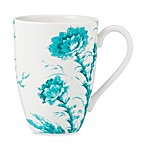Scalamandre by Lenox® Toile Tale Teal 16-Ounce Mug