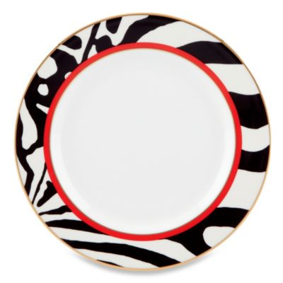 Red and White Decorative Plates