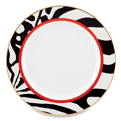 Scalamandre by Lenox® Zebras 6-Inch Bread and Butter Plate