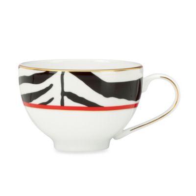 Scalamandre by Lenox® Zebras 7-Ounce Teacup