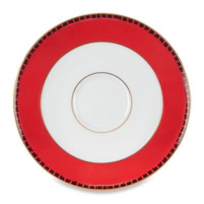 Scalamandre 5.5-Inch Saucer Formal Dinnerware