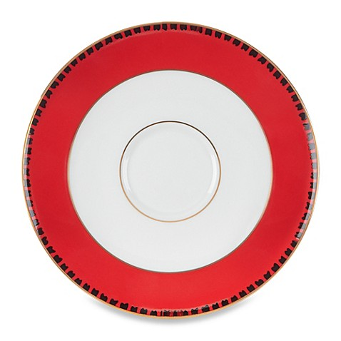 Scalamandre by Lenox® Zebras 5.5-Inch Saucer