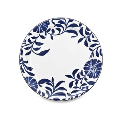 Denby Malmo Bloom Accent Salad Plate