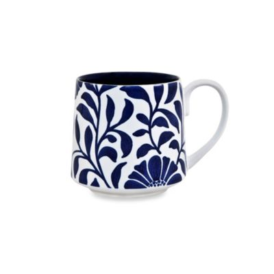 Denby Malmo Bloom Accent 10-Ounce Mug