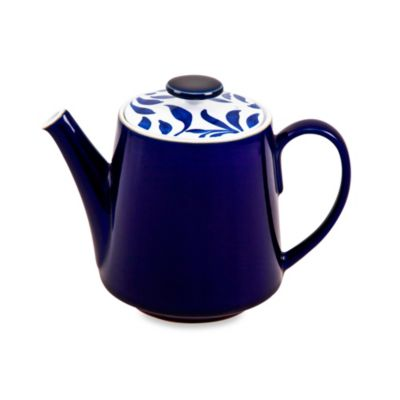 Denby Malmo Bloom Accent Teapot