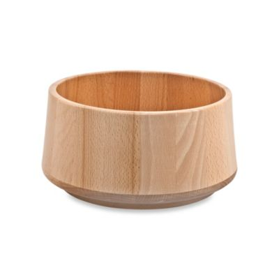 Denby Malmo Wooden Salad Bowl