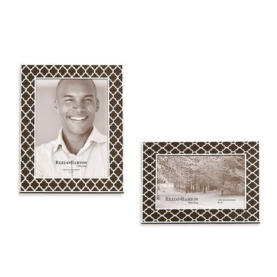 "Reed & Barton 5"" x 7"" Kasbah Frame in Espresso"