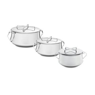 Steel Casserole Dishes