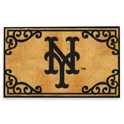 New York Mets Door Mat