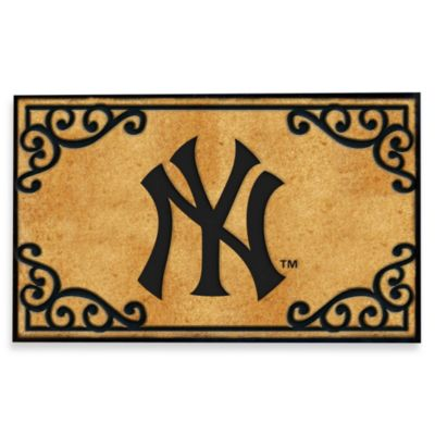 MLB Welcome Mat