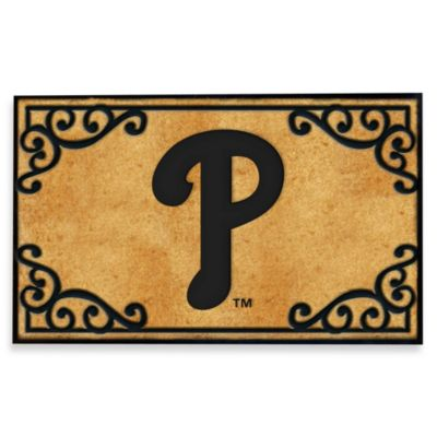 Philadelphia Phillies Door Mat