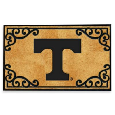 Tennessee University Coir Fiber Door Mat