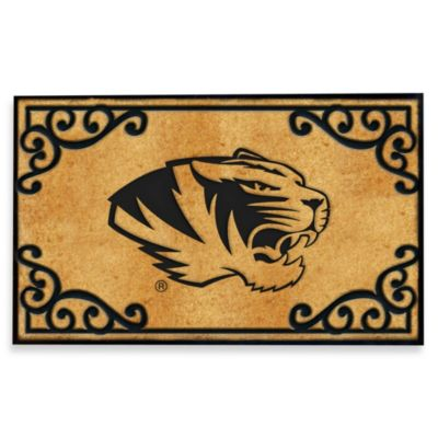 University of Missouri Coir Fiber Door Mat