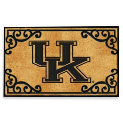 University of Kentucky Coir Fiber Door Mat