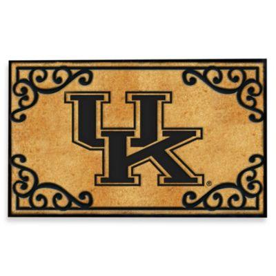 University of Kentucky Coir Fiber Door Mat
