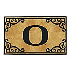 University of Oregon Coir Fiber Doormat