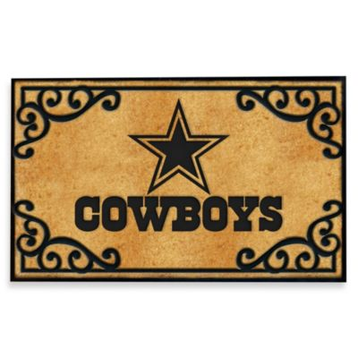 NFL Dallas Cowboys Door Mat