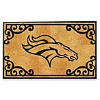 Denver Broncos Door Mat