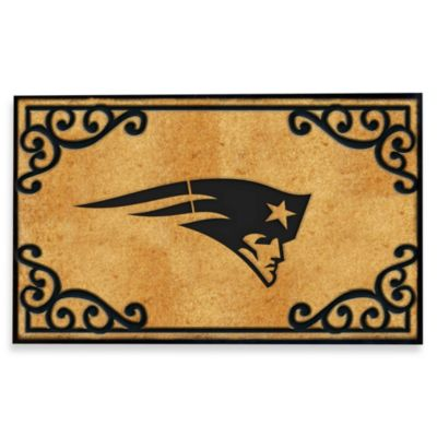 NFL New England Patriots Door Mat